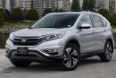 Used 2016 Honda CR-V Touring AWD *Loaded* for sale in Vancouver, BC