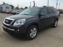 Used 2011 GMC Acadia SLE * 7 PASSENGER * REAR CAMERA * SUNROOF * BLUETOOTH * PREMIUM CLOTH SEATING for sale in London, ON