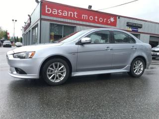 Used 2015 Mitsubishi Lancer Low KMs, Power Windows/Locks, Alloy Wheels! for sale in Surrey, BC