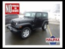 Used 2014 Jeep Wrangler SPORT for sale in Halifax, NS