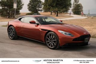 Used 2017 Aston Martin DB11 Launch Edition Coupe *New Car! for sale in Vancouver, BC