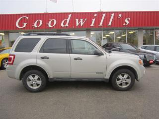 Used 2008 Ford Escape XLT! for sale in Aylmer, ON