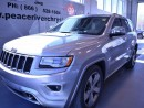Used 2014 Jeep Grand Cherokee Overland for sale in Peace River, AB