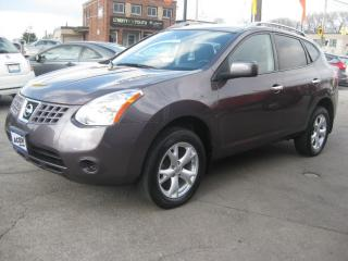 Used 2010 Nissan Rogue SL for sale in Hamilton, ON