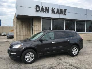 Used 2016 Chevrolet Traverse LS for sale in Windsor, ON