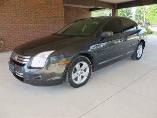 Used 2007 Ford Fusion SE 2.3L I4, CLEAN CAR-PROOF REPORT for sale in Ridgetown, ON