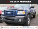 Used 2008 Ford Ranger XLT SuperCab 4 Door 4WD for sale in Barrie, ON