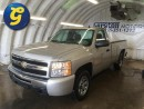 Used 2009 Chevrolet Silverado 1500 REG CAB*LONG BOX*4WD*TRAILER HITCH  RECEIVER W/PIN CONNECTOR*BED LINER*FRONT TOW HOOKS*CLIMATE CONTROL* for sale in Cambridge, ON