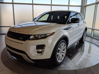 Used 2013 Land Rover Evoque DYNAMPR for sale in Edmonton, AB