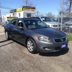 Used 2008 Honda Accord FULLY CERTIFIED- ONE OF A KIND 100% ACCIDENT FREE for sale in Scarborough, ON