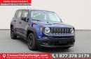 New 2016 Jeep Renegade Sport 4X2, HILL START ASSIST, 6 SPEED MANUAL & 1.4L MULTIAIR 16V TURBO I-4 ENGINE for sale in Courtenay, BC