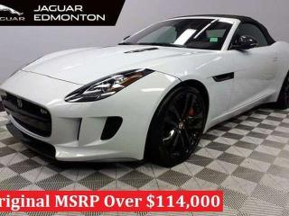 Used 2017 Jaguar F-Type Corporate Sales Event On Now for sale in Edmonton, AB