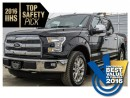 New 2016 Ford F-150 SUPERCREW 4X4 Lariat Chrome 145