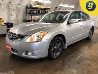 Used 2012 Nissan Altima Passive entry * Climate control * Automatic/manual mode * Tilt steering * Heated mirrors * Intermittent wipers * Cruise control * Auto headlights for sale in Cambridge, ON