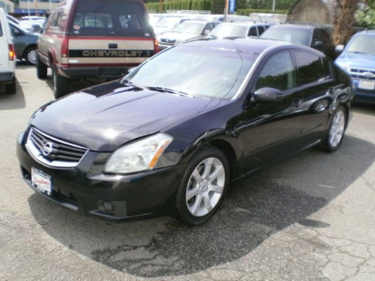 2008 Nissan Maxima 3.5 SE