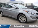 Used 2016 Hyundai Elantra BACK-UP CAM HEATED SEATS SUNROOF for sale in Edmonton, AB
