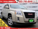 Used 2012 GMC Terrain SLE-1| BACK UP CAMERA| OPEN SUNDAYS| for sale in Burlington, ON