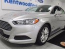 Used 2016 Ford Fusion SE with keyless entry and a back up cam! Make life simple for sale in Edmonton, AB