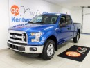 Used 2016 Ford F-150 Beauty in blue and waiting for you!!! for sale in Edmonton, AB
