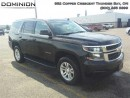 Used 2015 Chevrolet Tahoe LT for sale in Thunder Bay, ON