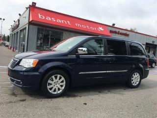 Used 2014 Chrysler Town & Country Stow N Go, Backup Camera, Power Sliding Doors!! for sale in Surrey, BC