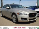 Used 2016 Jaguar XF Premium - CPO 6yr/160000kms manufacturer warranty included until June 29, 2022! CPO rates starting at 2.9%! Local One Owner Trade In | No Accidents | 3M Protection Applied | Bluetooth | Navigation | Heated Steering Wheel | Heated Front/Rear Seats | Panora for sale in Edmonton, AB
