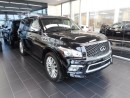 Used 2016 Infiniti QX80 Technology Package, 7 Passenger, Like New for sale in Edmonton, AB