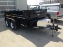 New 2017 SOUTHLAND E252T 6x10 Dump Trailer 6X10 Dump Trailer for sale in Selkirk, MB