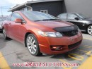 Used 2009 Honda CIVIC SI 2D COUPE for sale in Calgary, AB