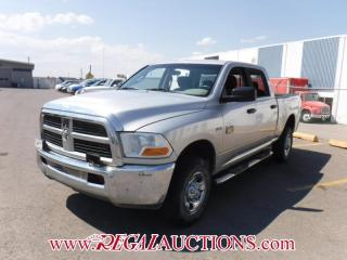 Used 2010 Dodge RAM 2500 SLT CREW CAB 4WD 5.7L for sale in Calgary, AB