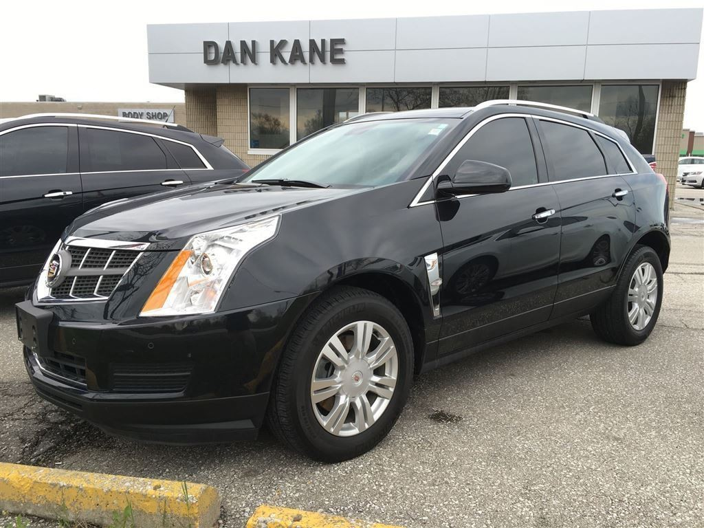 used 2012 cadillac srx luxury for sale in windsor ontario. Black Bedroom Furniture Sets. Home Design Ideas