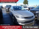 New 2016 Chrysler 200 LX for sale in Surrey, BC
