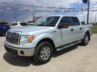 Used 2011 Ford F-150 XLT/XTR * 4WD * POWER GROUP * EXTRA CLEAN for sale in London, ON