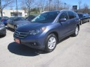 Used 2012 Honda CR-V Touring for sale in North York, ON