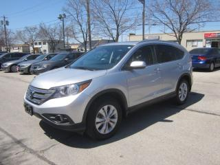Used 2014 Honda CR-V Touring for sale in North York, ON