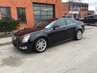 Used 2012 Cadillac CTS AWD Performance for sale in North York, ON