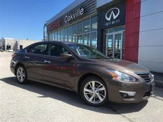 Used 2013 Nissan Altima 2.5 SV w/ Sunroof for sale in Oakville, ON