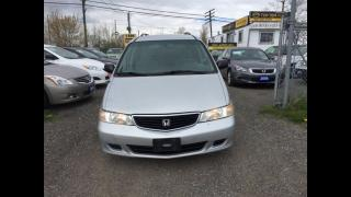 Used 2001 Honda Odyssey FULLY CERTIFIED -  CLEAN IN/OUT COLD A/C -LX for sale in Scarborough, ON