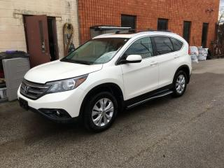Used 2013 Honda CR-V EX AWD for sale in North York, ON