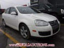 Used 2008 Volkswagen JETTA TRENDLINE 4D SEDAN 2.5 for sale in Calgary, AB