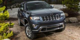 New 2016 Jeep Grand Cherokee Overland for sale in Thornhill, ON