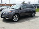 Used 2011 Acura MDX SH AWD/LEATHER/SUNROOF for sale in Brampton, ON