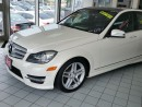 Used 2012 Mercedes-Benz C-Class C300/NAV/SUNROOF/LEATHER for sale in Brampton, ON