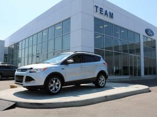 Used 2013 Ford Escape SEL, 2.0L Ecoboost, AWD, 300A, Leather, My Ford Touch, 18
