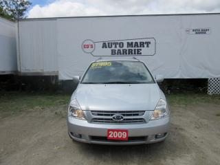 Used 2009 Kia Sedona EX for sale in Barrie, ON
