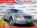 Used 2010 Chevrolet Cobalt LT| WE WANT YOUR TRADE| LOCAL TRADE| for sale in Burlington, ON