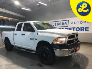 Used 2014 RAM 1500 SXT QUAD CAB 4X4 * 5.7L Hemi V8 MDS VVT * Chrome Side Steps * DAI Off Road Alloy Rims * 285/70/17 All Terrain Tires * Trailer Receiver W/ Pin Connecto for sale in Cambridge, ON