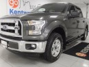 Used 2016 Ford F-150 XLT - back in grey and ready to stay for sale in Edmonton, AB
