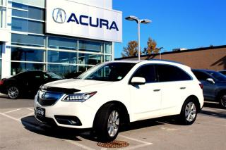 Used 2016 Acura MDX Elite for sale in Langley, BC