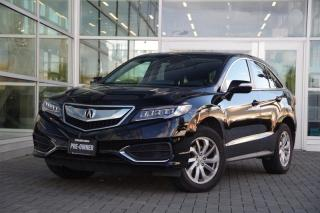 Used 2017 Acura RDX Tech at *Navi* for sale in Vancouver, BC